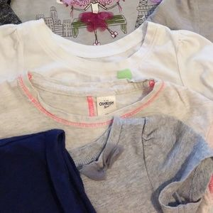 OshKosh B'gosh Shirts & Tops - GIRL 2T - BUNDLE OF 9